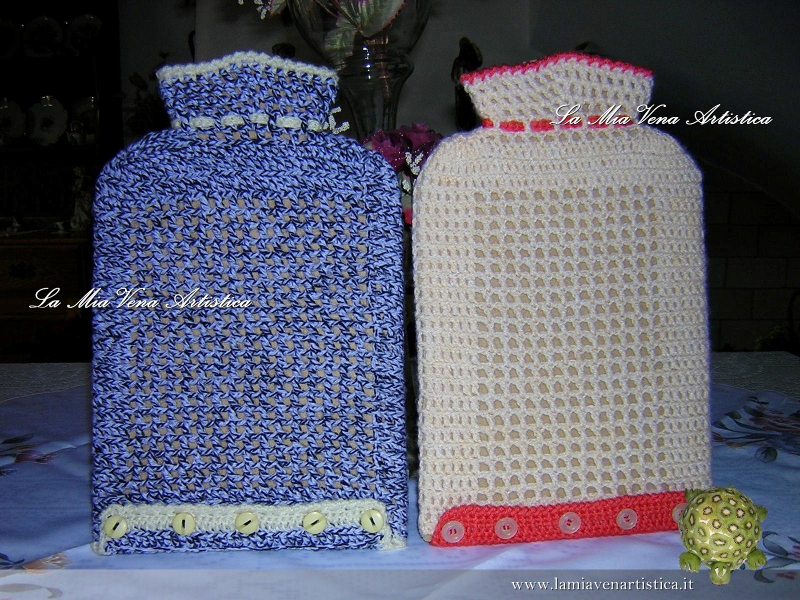 Borse Acqua Calda Personalizzate : Copri borse dell acqua calda